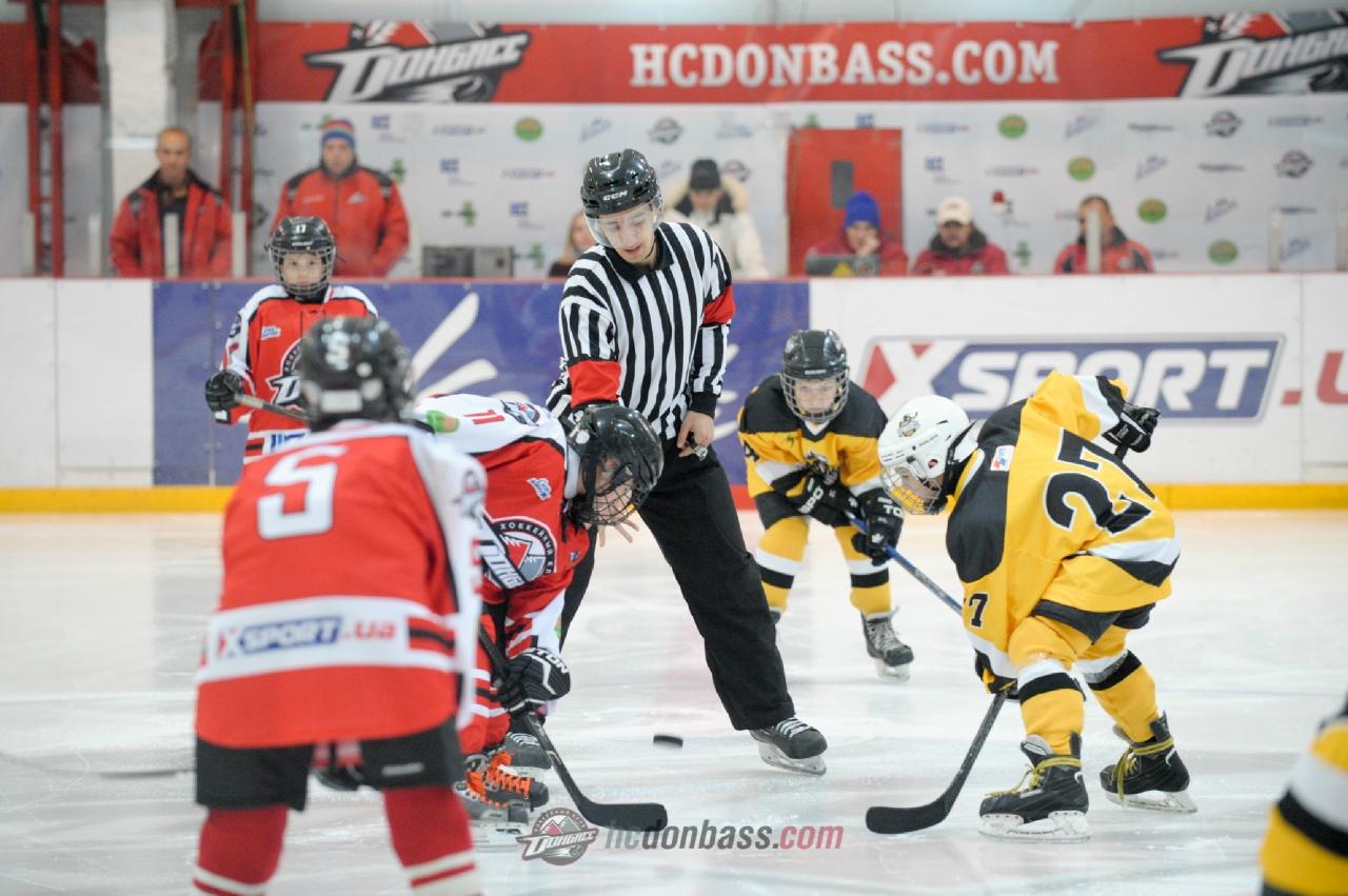 Хоккейные поединки