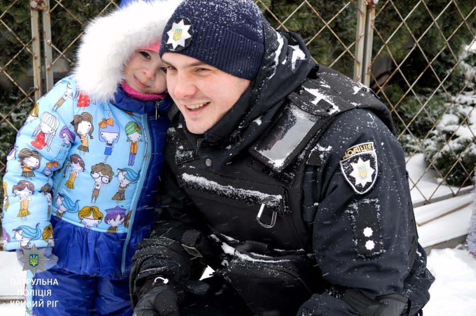 Когда полицейский - друг, защитник и помощник