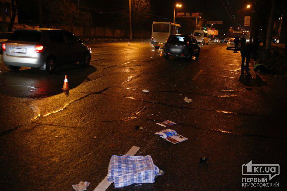 Авария на проспекте Мира 2 января 2019 года