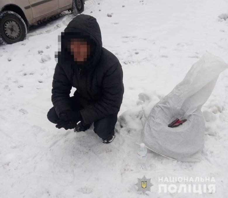 Мужчина, который вырезал кабельную продукцию и нанес убытков на 30 тысяч гривен