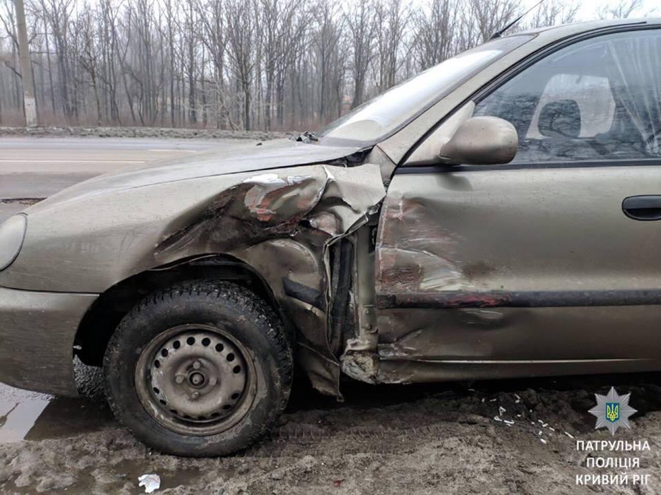 Авария на Днепропетровском шоссе