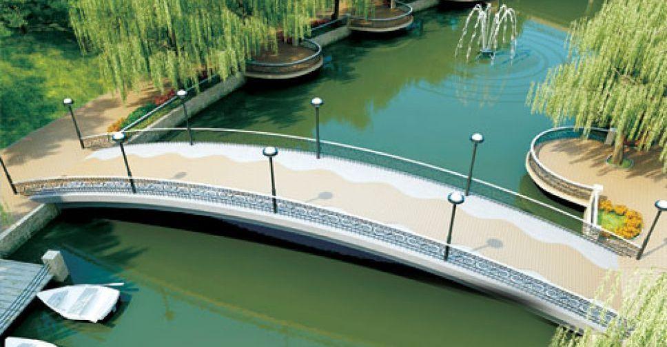 Эскиз моста