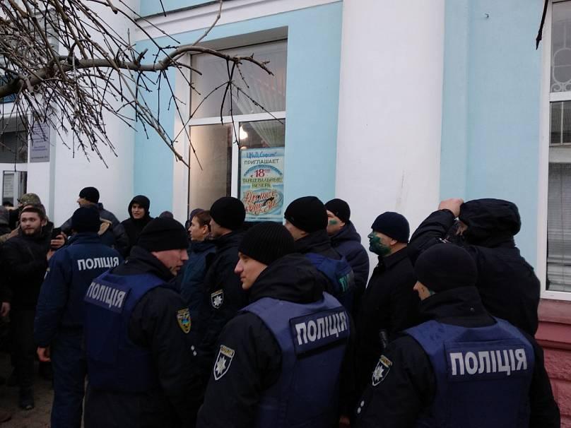 Полиция недостаточно охраняла Александра Вилкула