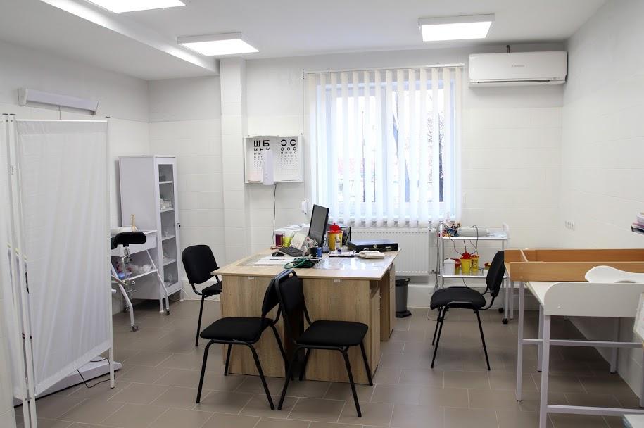Амбулатория семейной практики в поселке Матреновка в Ингулецком районе
