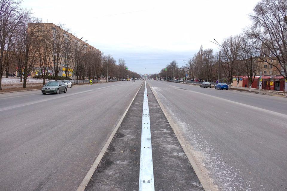 Улица 200 лет Кривому Рогу