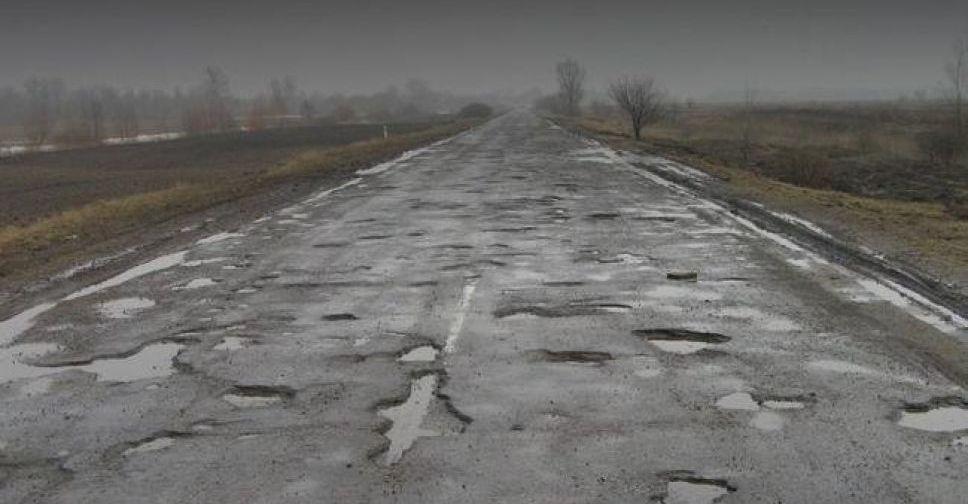 Трасса Н11 Днепр-Кривой Рог-Николаев вошла в топ-5 худших дорог ...