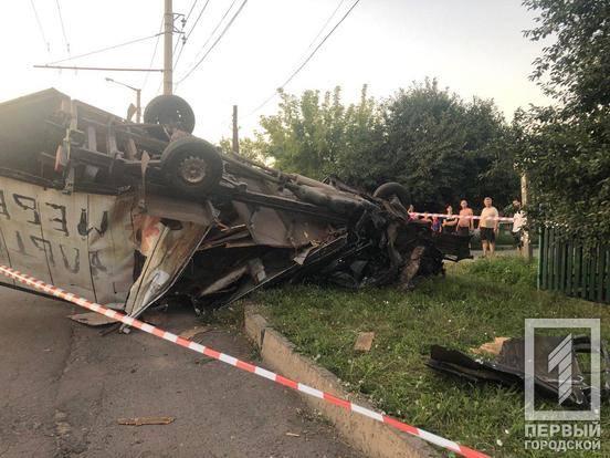 Авария произошла в Долгинцевском районе