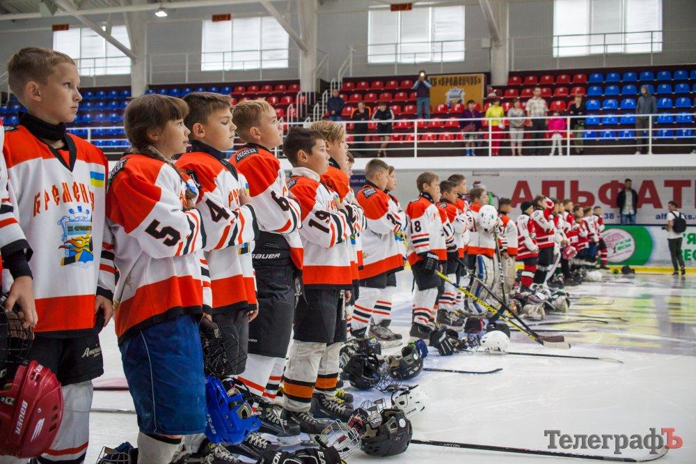 Соперниками наших спортсменов были ровесники из Кременчуга, Харькова и Дружковки