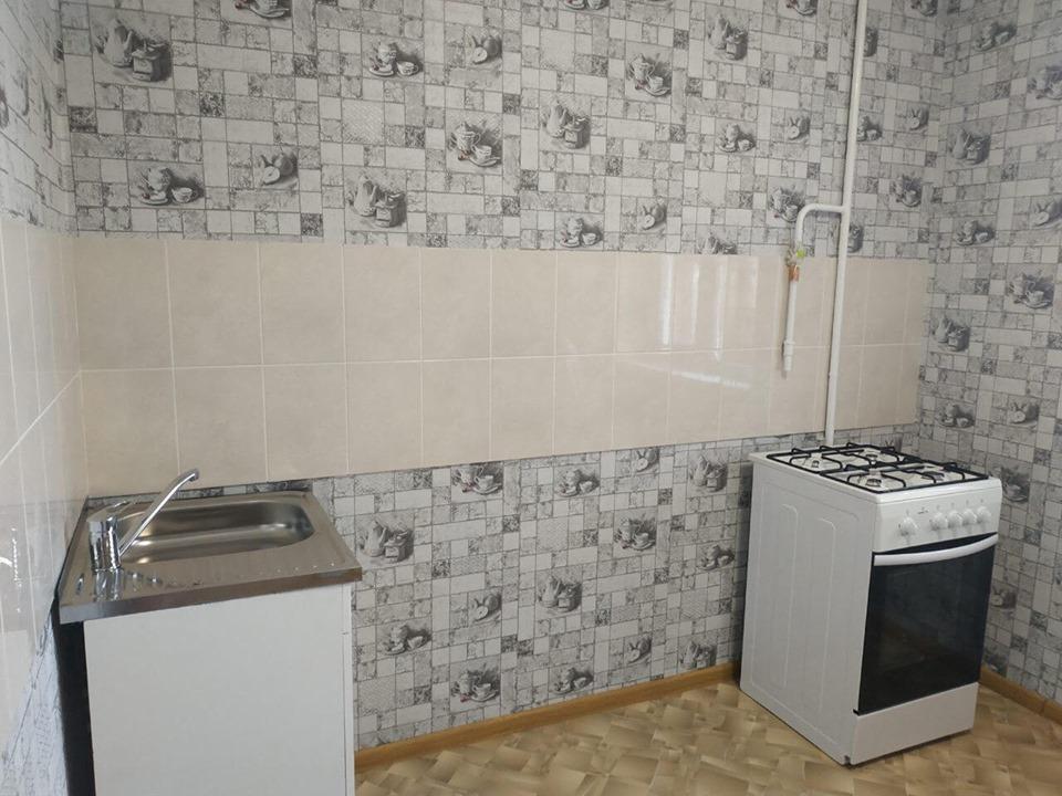 Ремонт кухни в квартире ребенка-сироты в Саксаганском районе