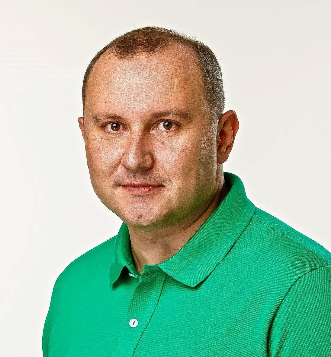 Нардеп Сергей Северин