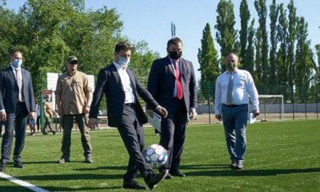 кривбасс футбол зеленский
