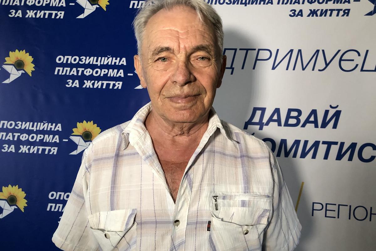 Николай Калимбет.