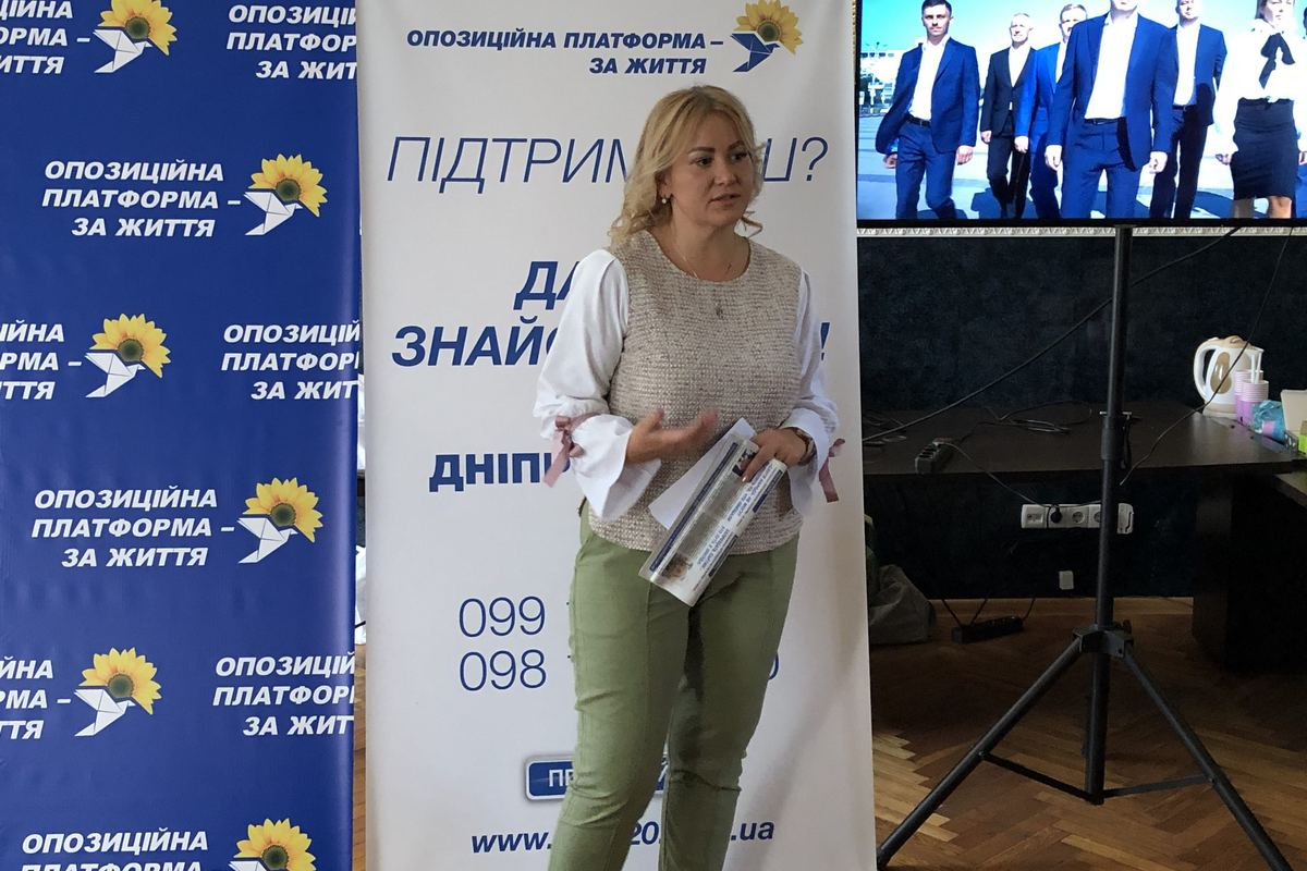 Анна Кондракова.