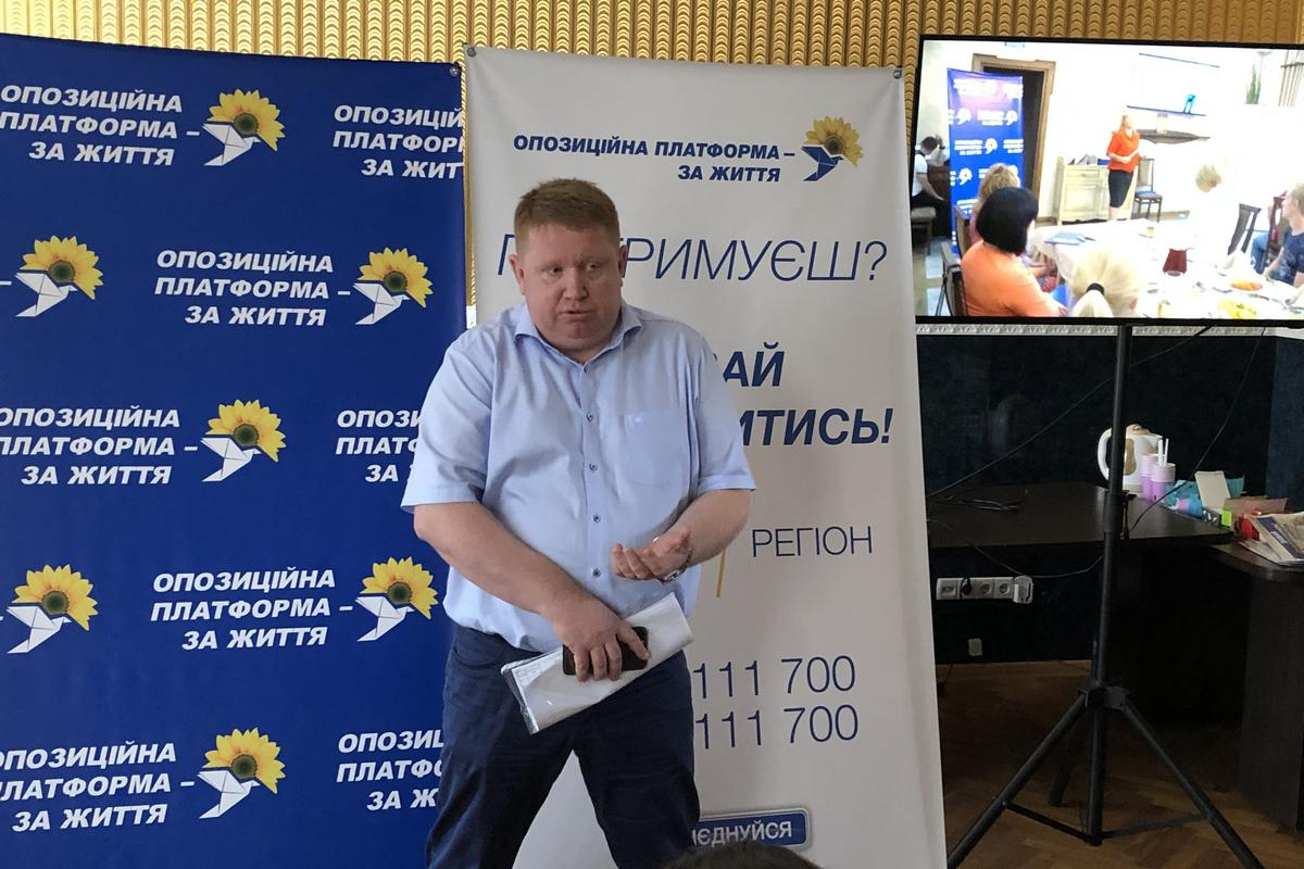 Владимир Писоцкий.