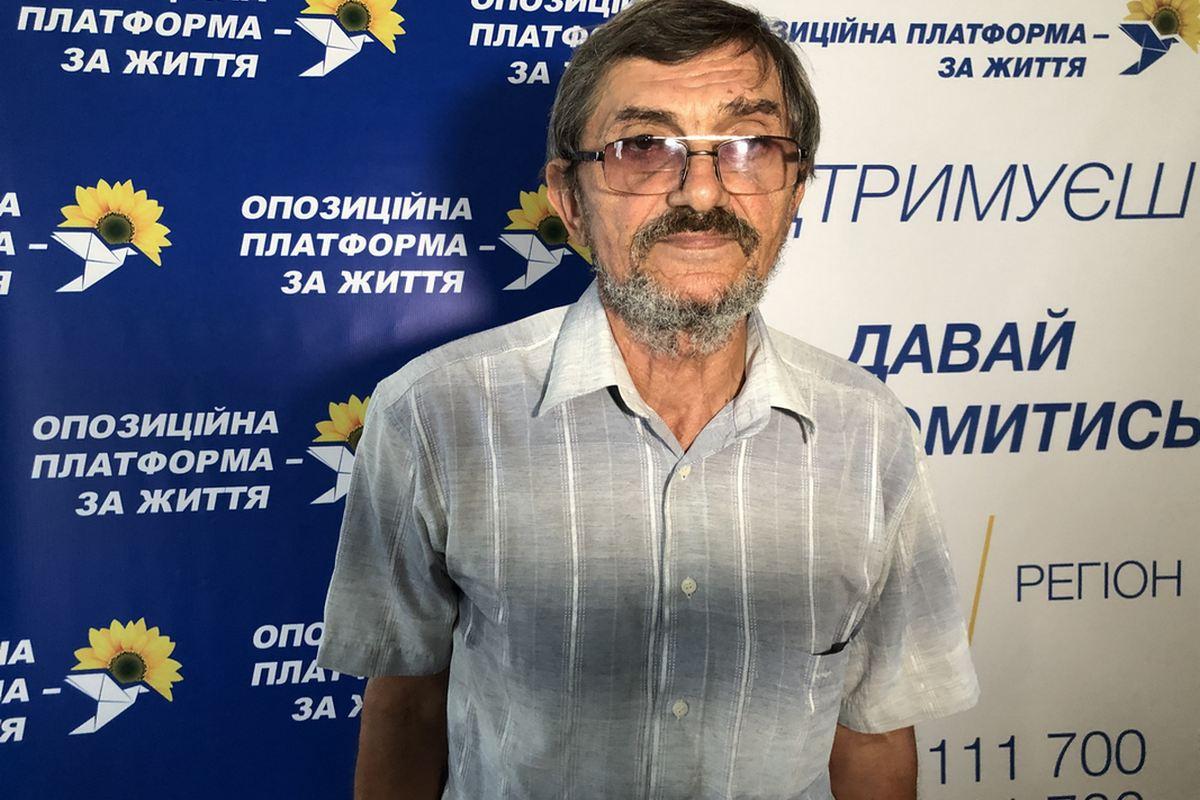 Виктор Просветов.