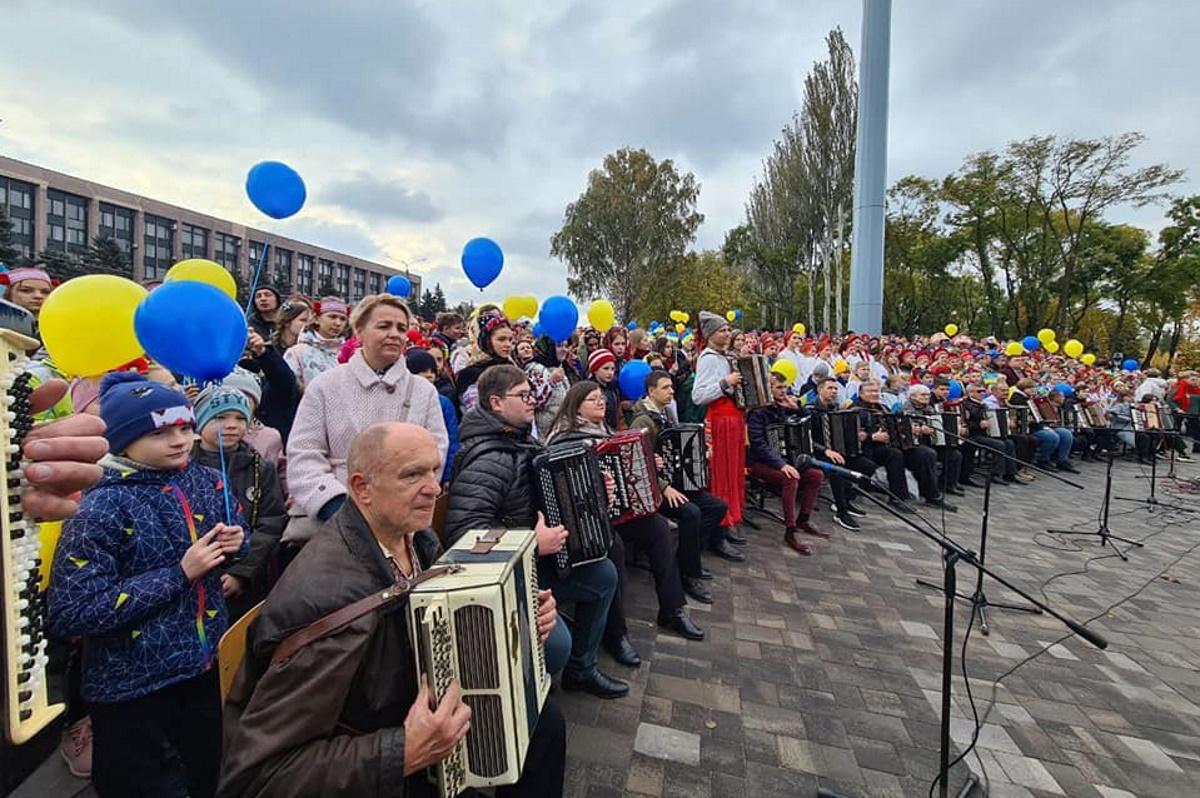 Создается новый Национальный рекорд Украины.